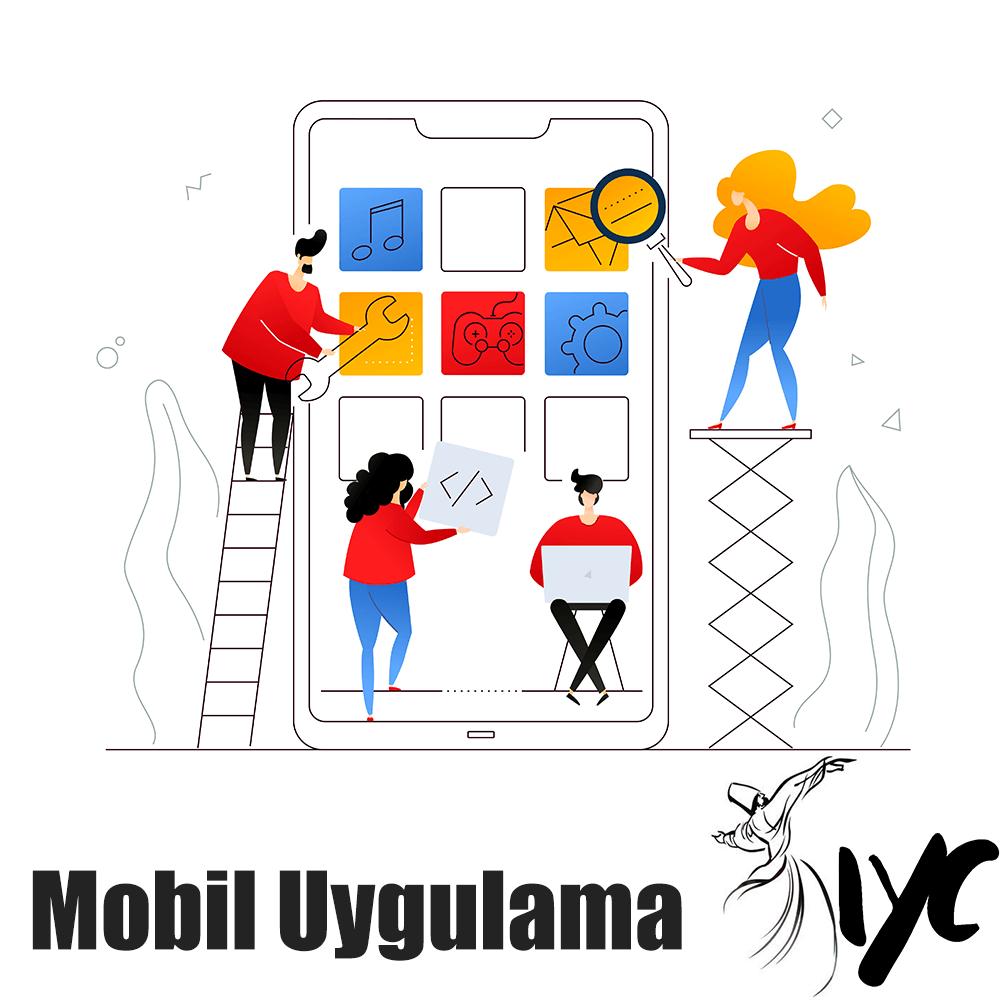 Konya Seo - Mobil Uygulama
